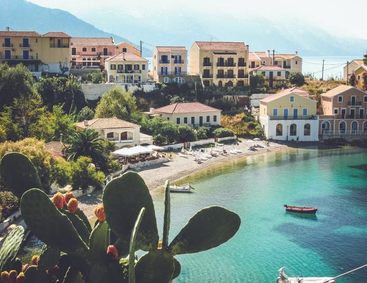 De mooiste Griekse eilanden volgens Eliza