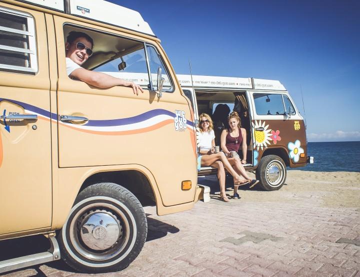 Roadtrippen door Frankrijk & Spanje met een Volkswagen camper