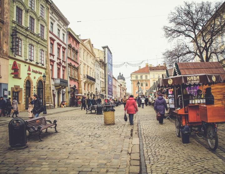 Lviv, aanstaande trekpleister van Oost-Europa