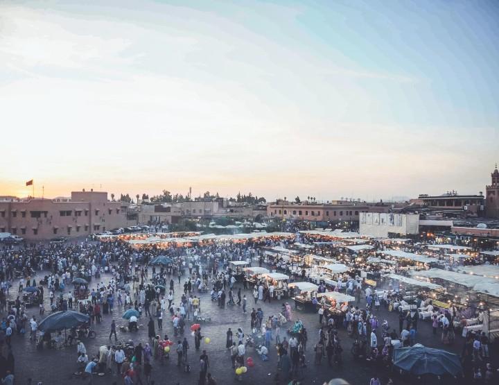 De magische bezienswaardigheden van Marrakech