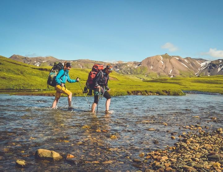 Alles over de Laugavegur trekking in IJsland