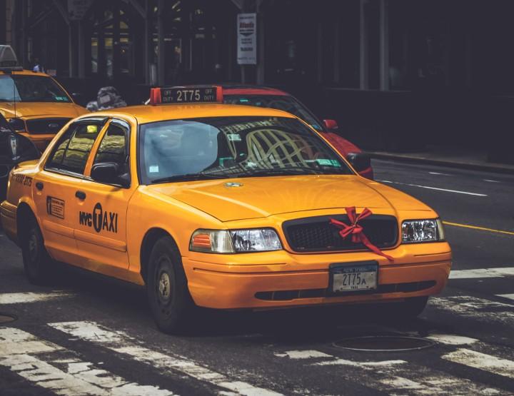 Kerst hotspots in New york City