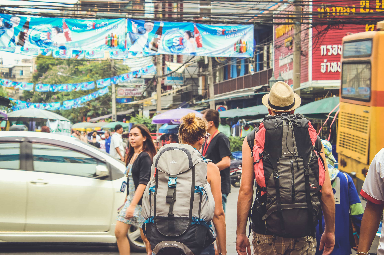 Backpack inpakken indonesie