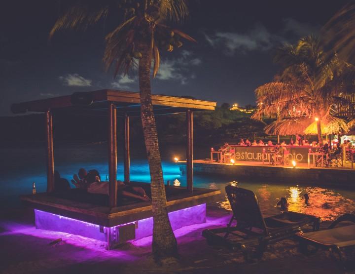 Nachtleven zoals het bedoeld is op Curaçao