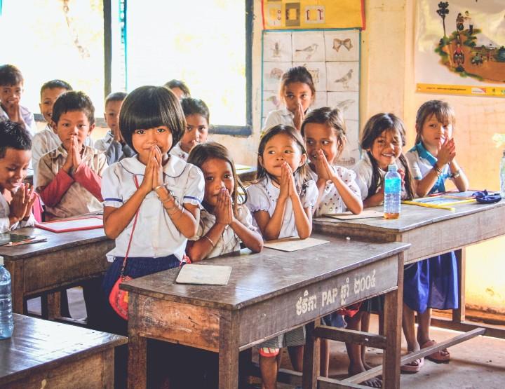 Verschillende opties vrijwilligerswerk in het buitenland