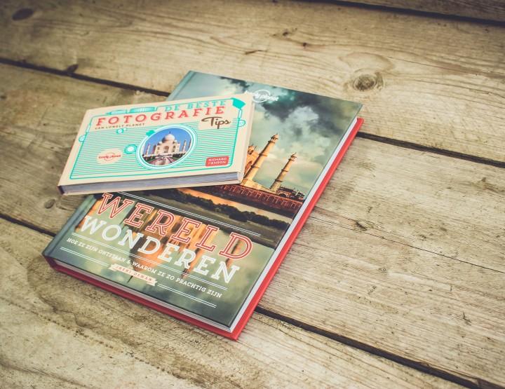 De vier mooiste reisboeken van dit moment