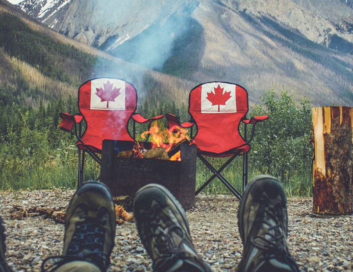 Back to basic: Kamperen in de Canadese wildernis