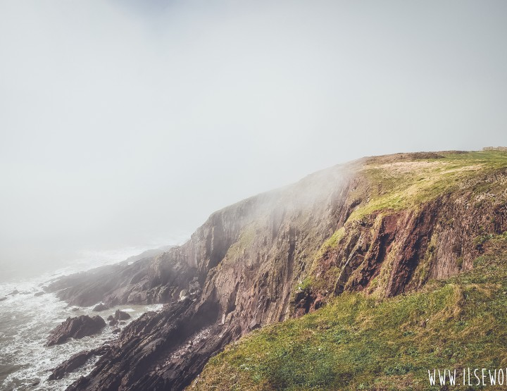 Interview: Ilse Wolf over Caldey Island