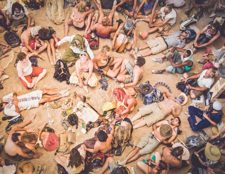 Mini reisgids voor het Burning Man Festival