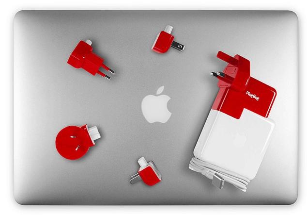wereldstekker macbook