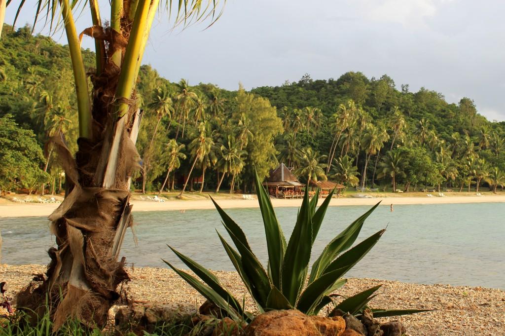 Koh Talu eiland in Thailand