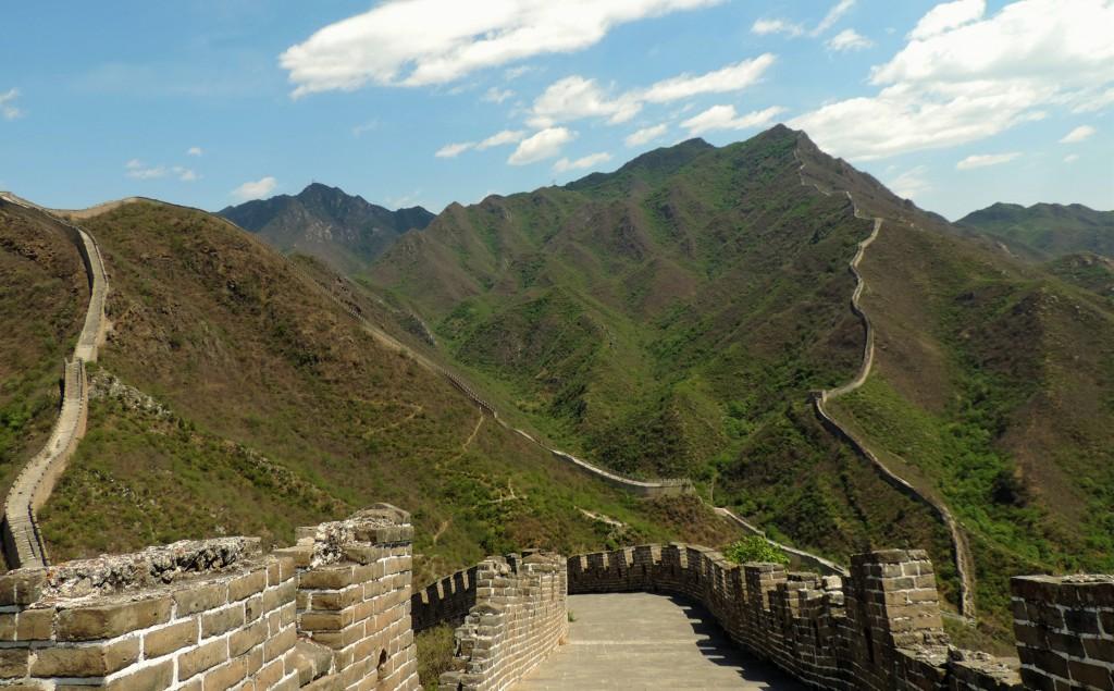 China muur