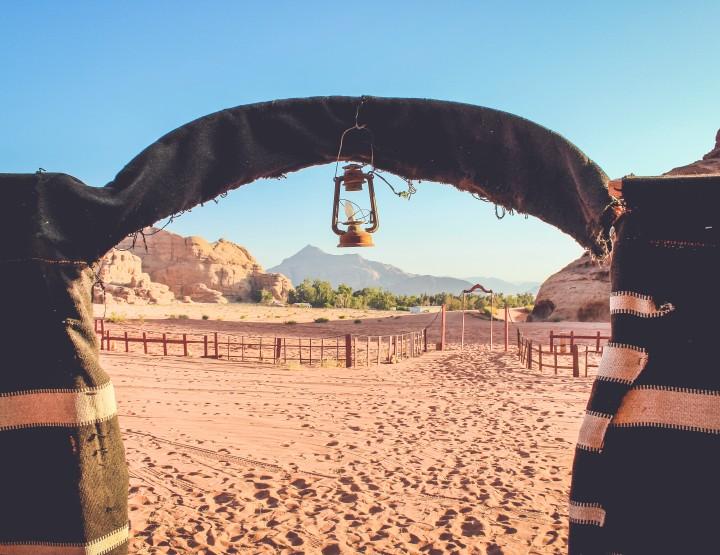 Fotoreportage: 24 uur in de Wadi Rum Woestijn