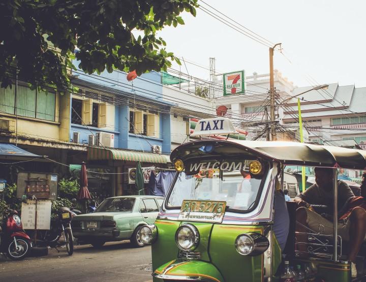 6 Leuke guesthouses & hostels bij Khao San Road