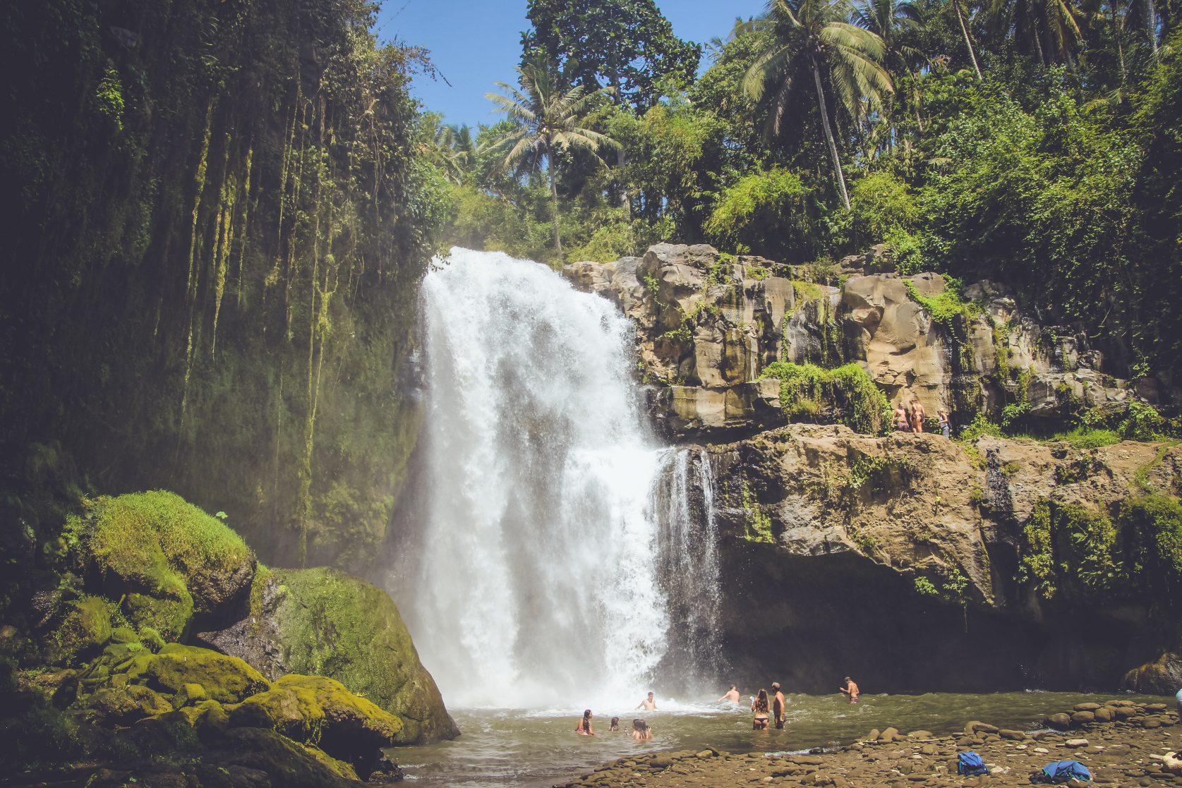 ubud waterval
