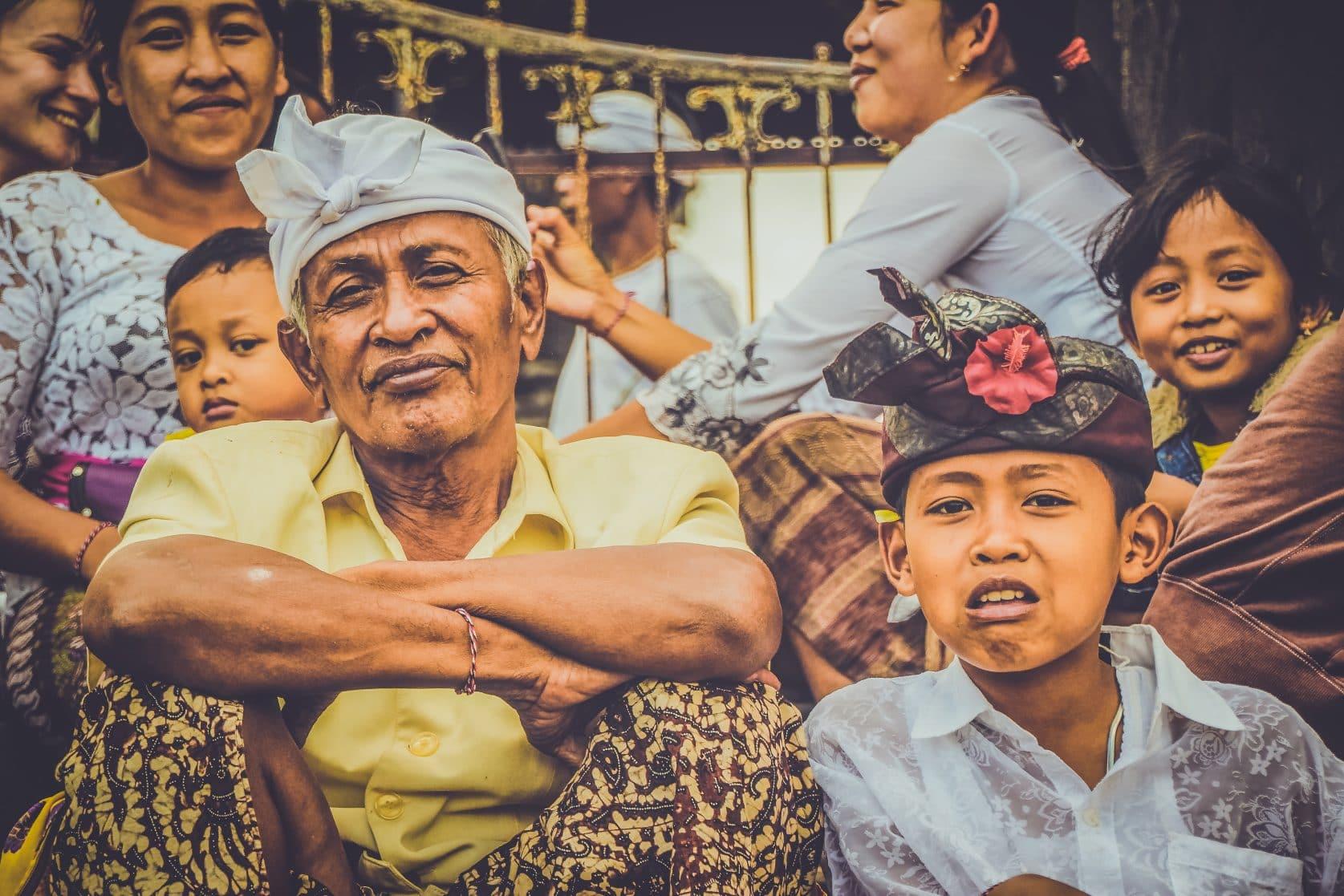 bali people