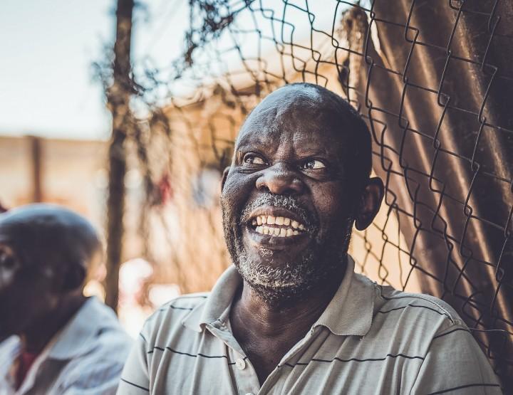 Ontmoet de locals in township Soweto, Zuid-Afrika