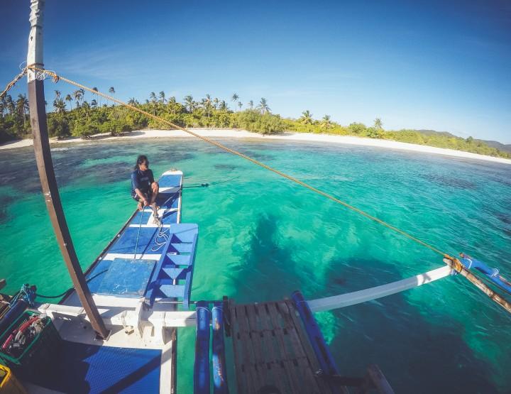 Op expeditie tussen El Nido en Coron in de Filipijnen