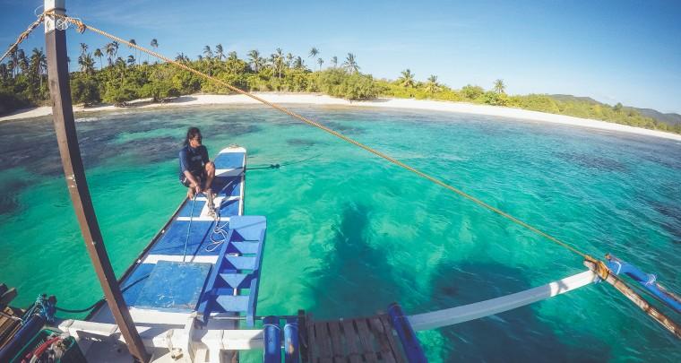 Op expeditie van El Nido naar Coron in de Filipijnen