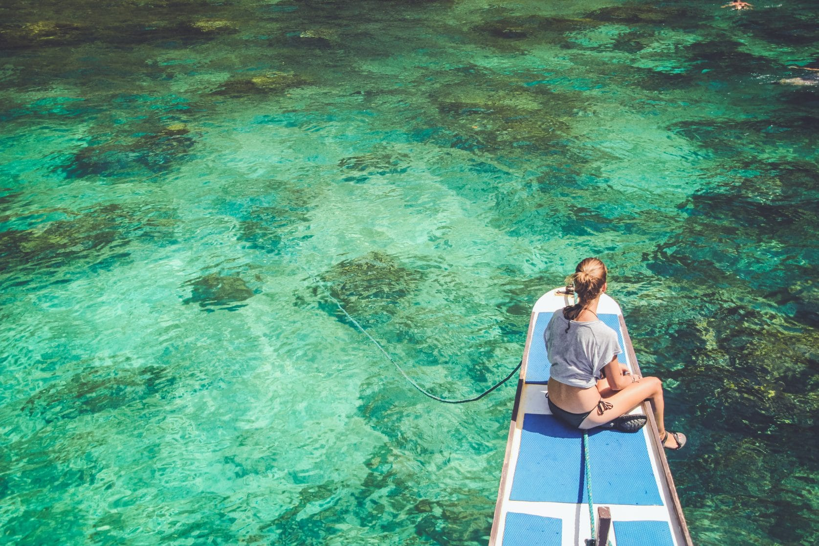 cadlao lagoon filipijnen