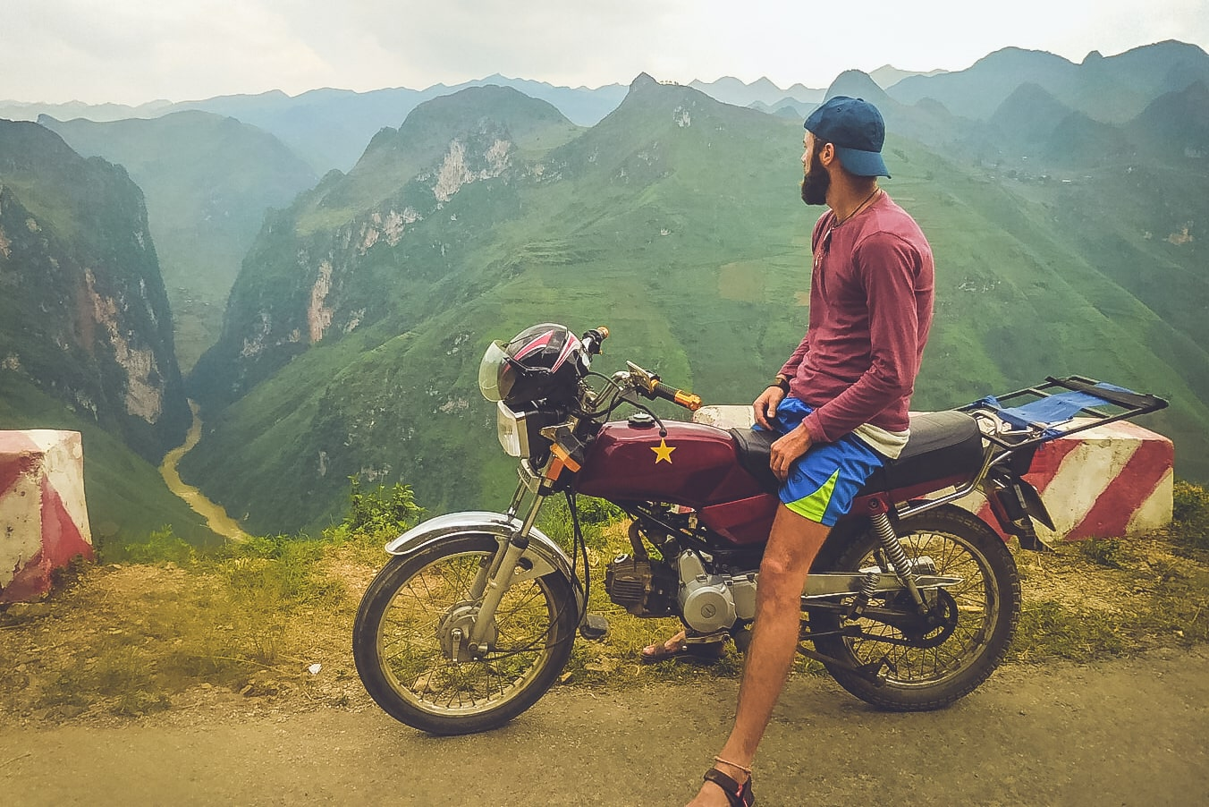 moter vietnam travel