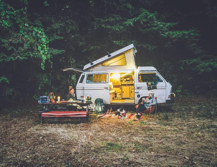 Zo vind je de mooiste kampeerplekken in Amerika