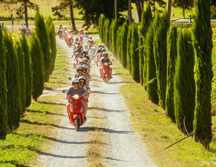 Ga mee op roadtrip door Italië met 'The Vespa Trip'!