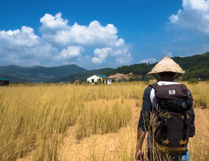 VIDEO: Zo gaaf is het om te backpacken in Vietnam