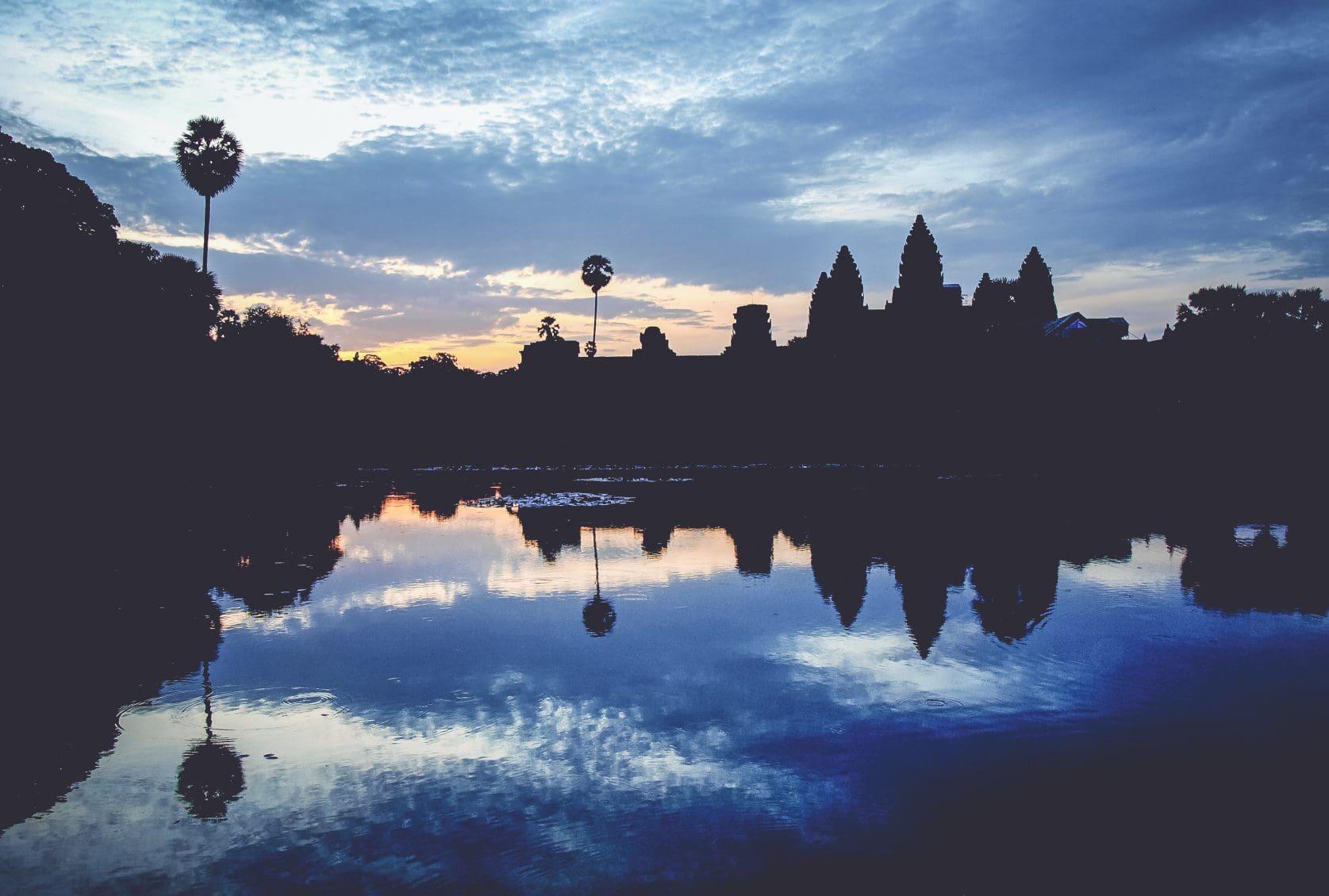 tempels angkor