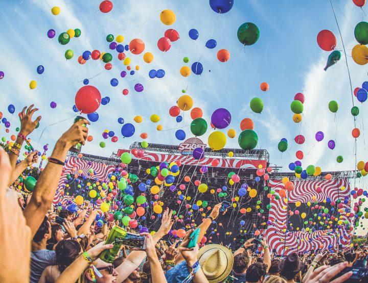 De ultieme bucketlist voor het Sziget Festival