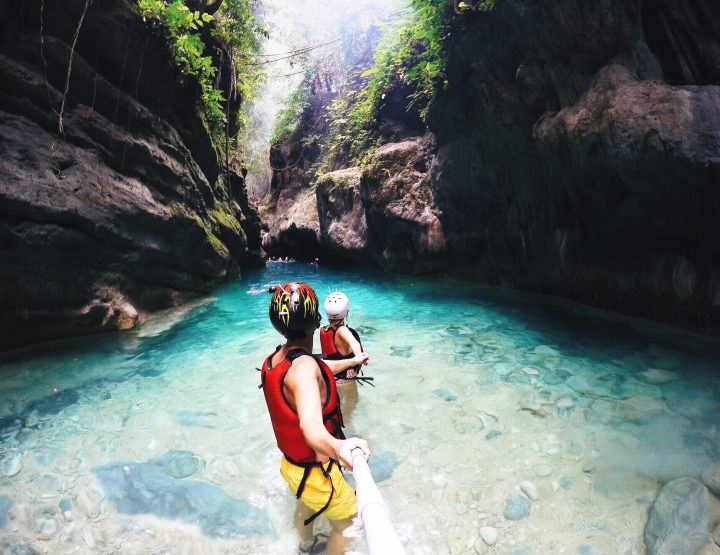 Canyoneering in Cebu: Een must do in de Filipijnen!