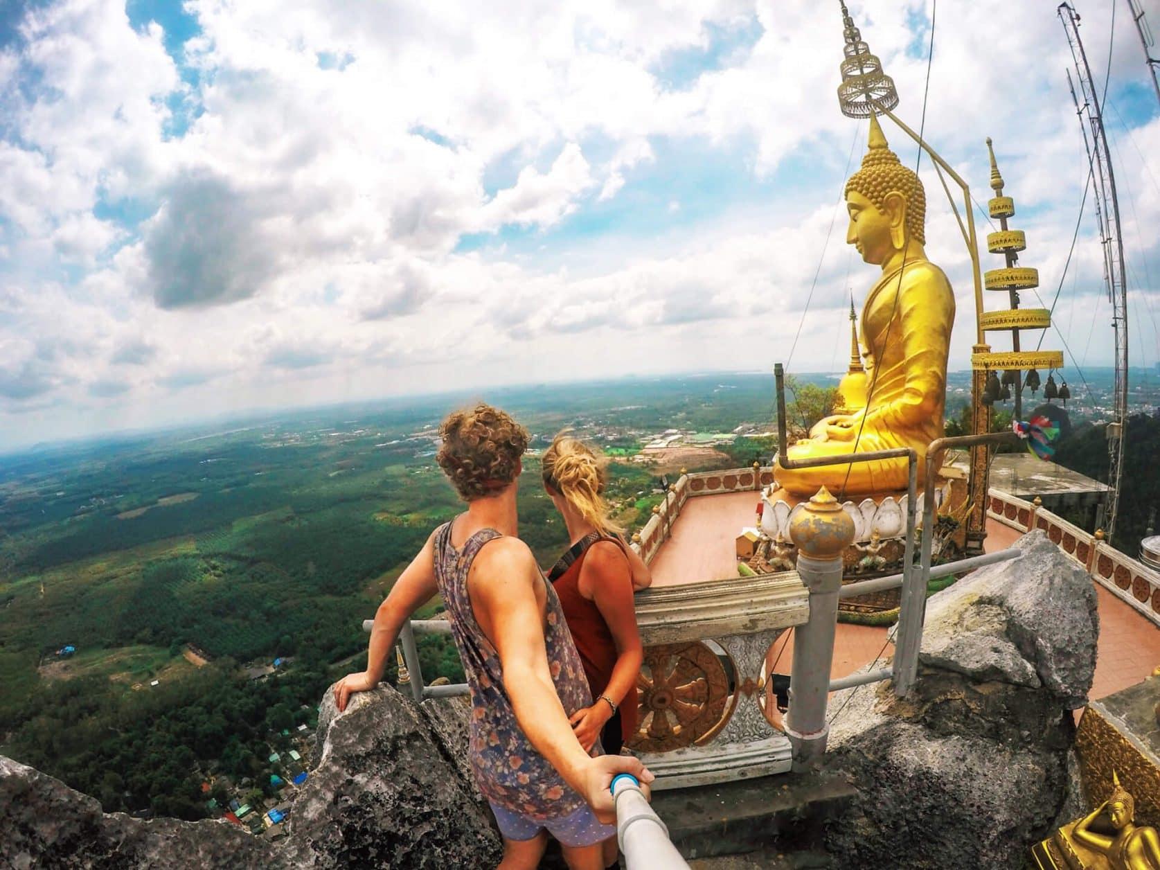 Tiger cave tempel reisjunk