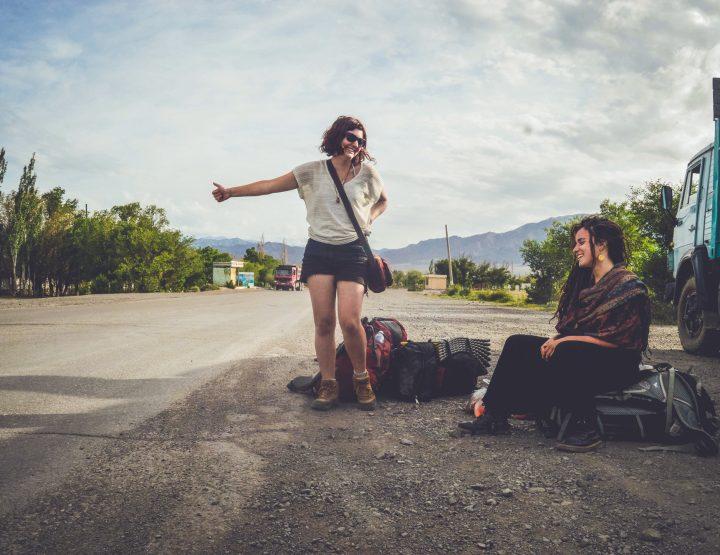 Ik liftte als vrouw alleen in 8 maanden naar Iran met €5 per dag