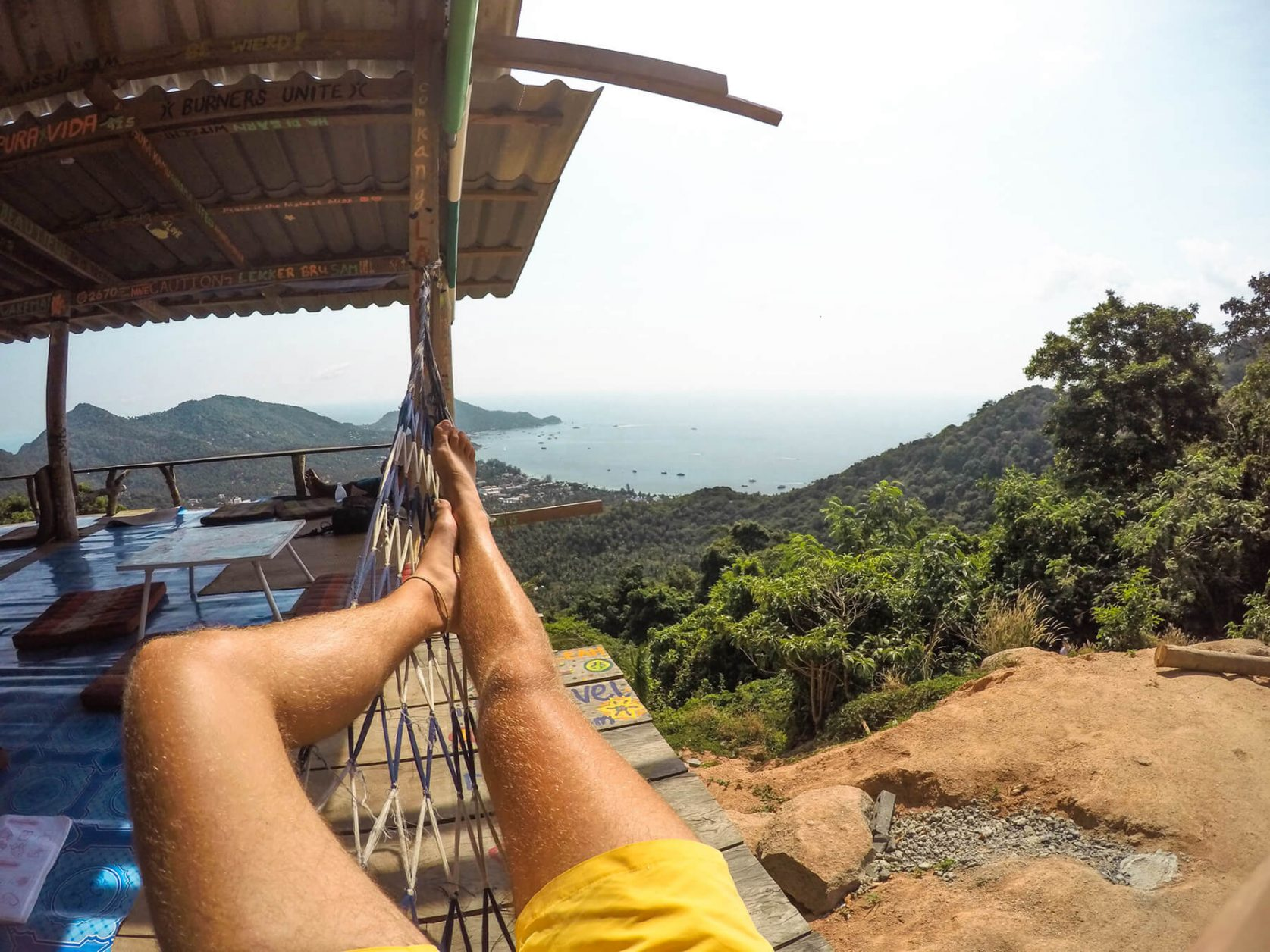 Viewpoints Koh Tao
