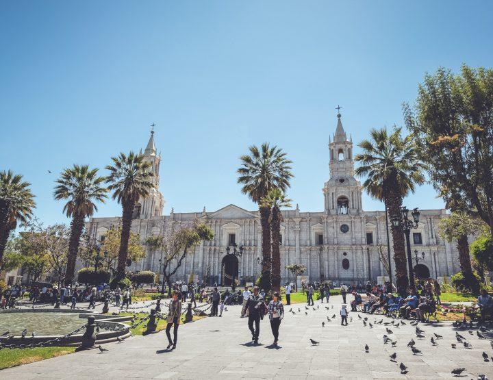 5 Bezienswaardigheden die je niet mag missen in Arequipa