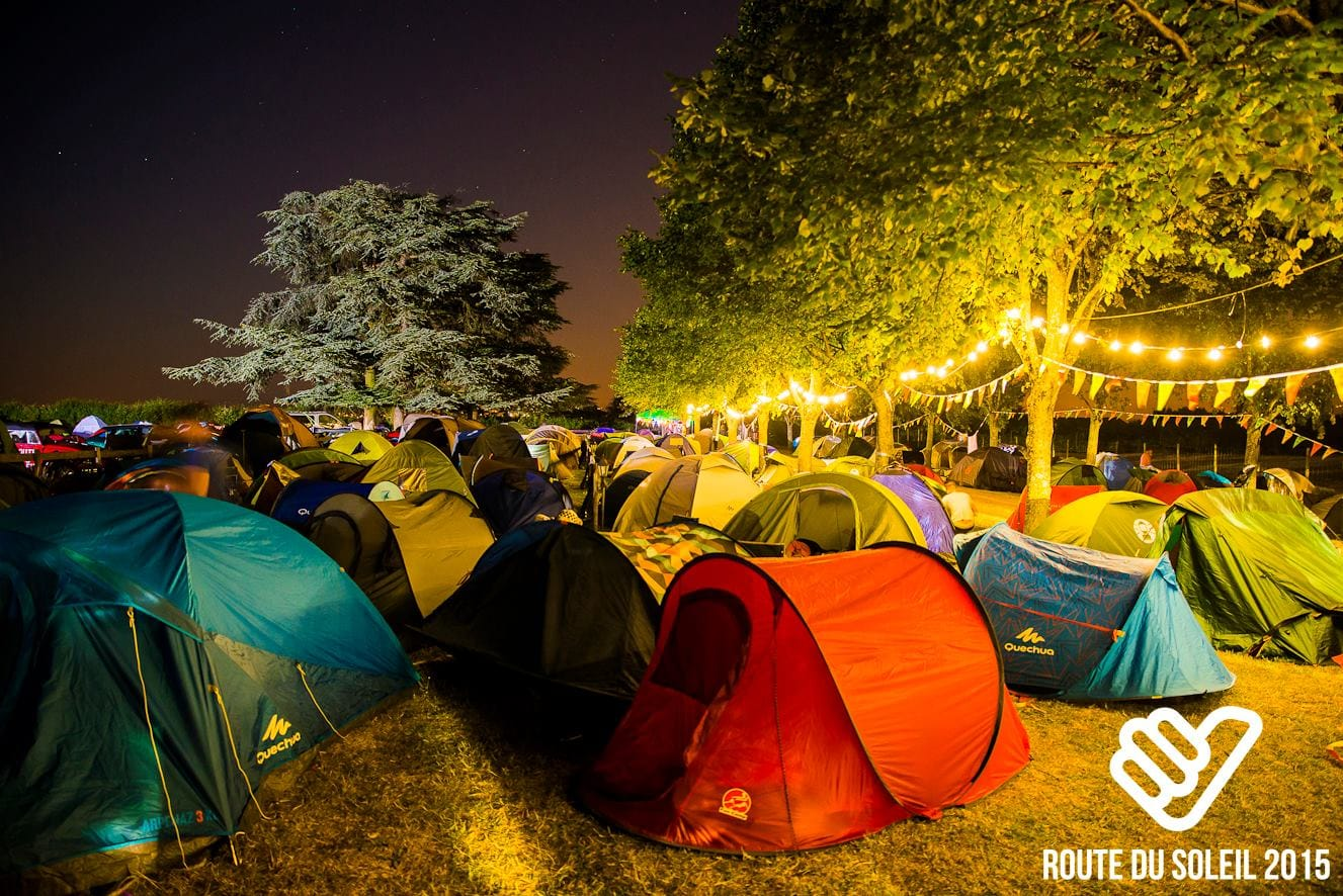 campsite-onderweg