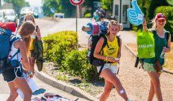 Barcelona Express: Een liftwedstrijd waarmee je een wereldreis kan winnen!