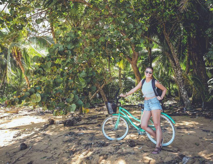 Reisroute voor Panama in drie weken