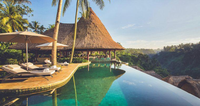 De 8 meest unieke en mooiste hotels op Bali