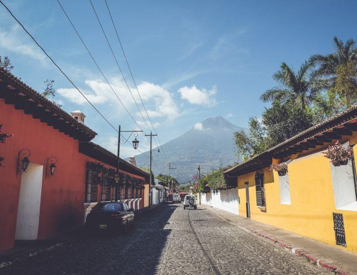 Tips voor Antigua, de leukste stad van Guatemala!