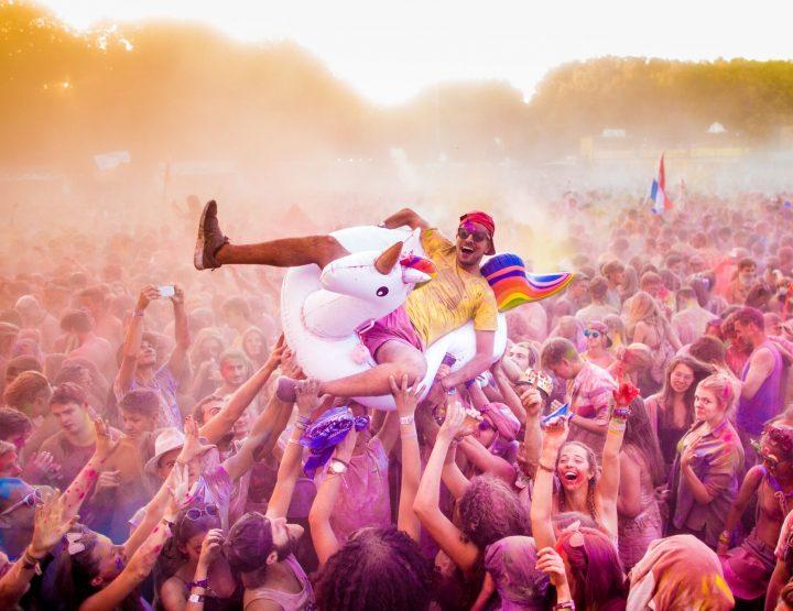 Dit is het tofste festival van Europa!