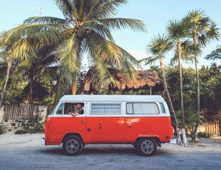 Roadtrippen in Mexico met een Volkswagen camper