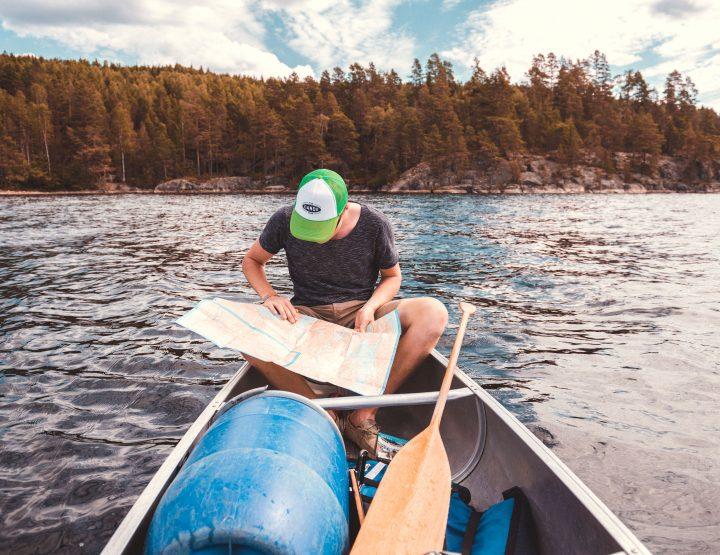 Ga jij mee 'into the wild' in Zweden met deze 6-daagse kano trip?