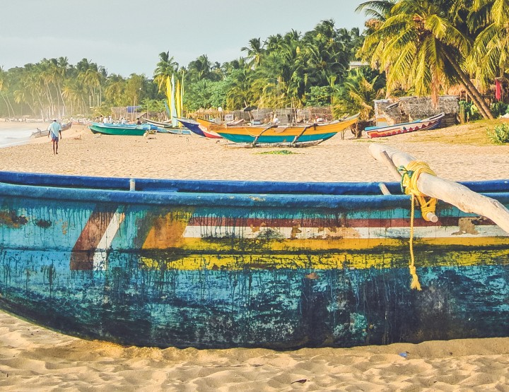 Top 5 mooiste stranden van Sri Lanka