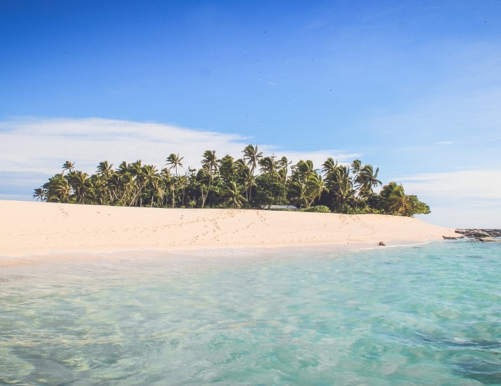 Alles over backpacken door Fiji