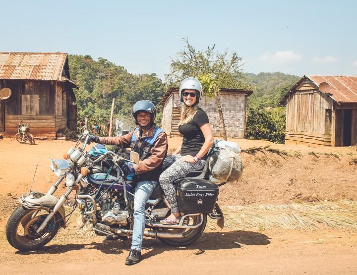 Tour met de Easy Riders door Vietnam