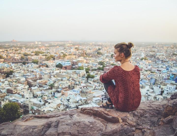 5 Redenen om alleen te reizen