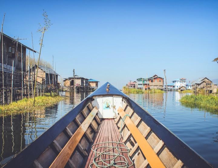 Alles over backpacken door Myanmar