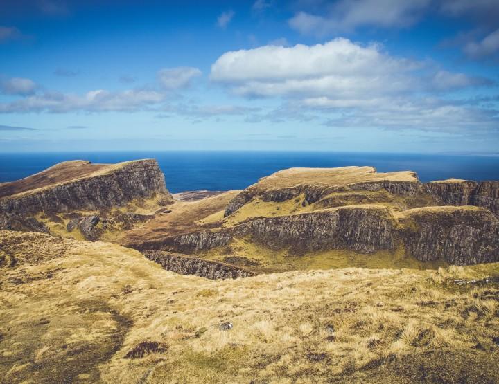 Wandelen op het Schotse eiland Skye
