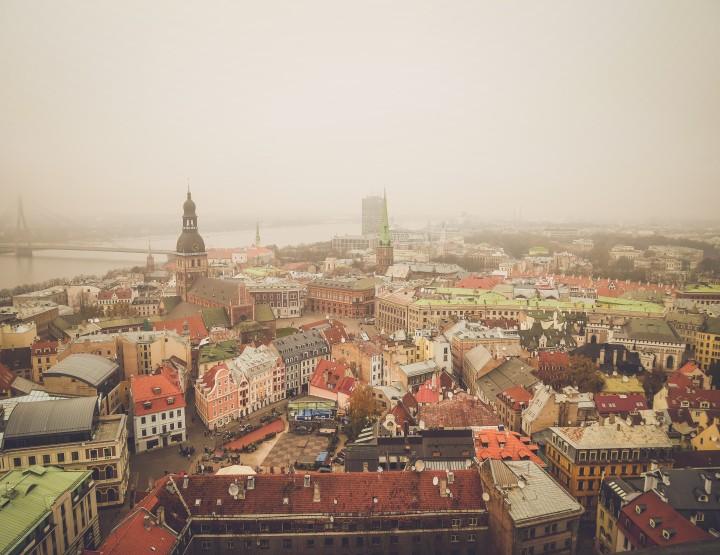 Zoek je een originele citytrip? Ga naar Riga!
